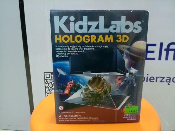 Zestaw HOLOGRAM 3D wiedza i zabawa