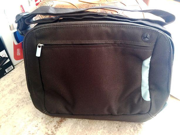 Nowa torba na laptopa notebook 13 cali brązowa BELKIN