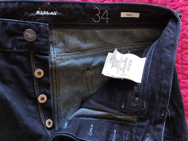 Replay jeansy Ronas