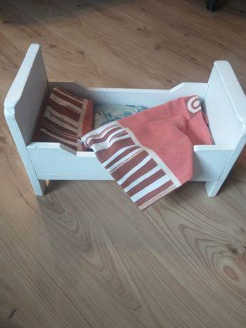 Zabawka łóżeczko
