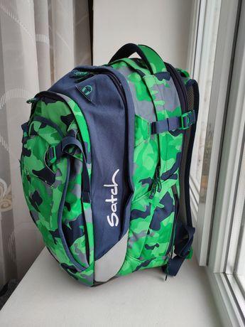 Рюкзак Satch Germany 30L школьный рюкзак подростковый для отдыха учебы
