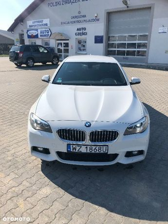 BMW Seria 5 protan