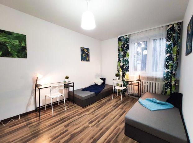 Wynajmę pokoje dla pracowników w centrum Gliwic, WiFi i parking GRATIS