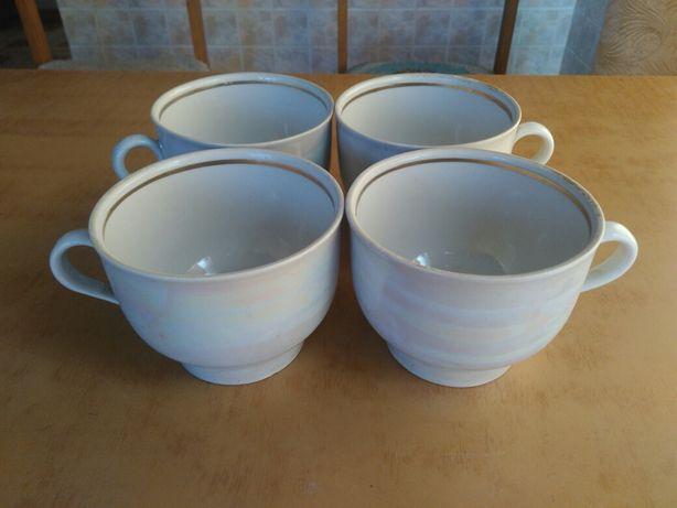 Продам набір горнят для чаю 4 шт. Чашки стакани кружки комплект посуд