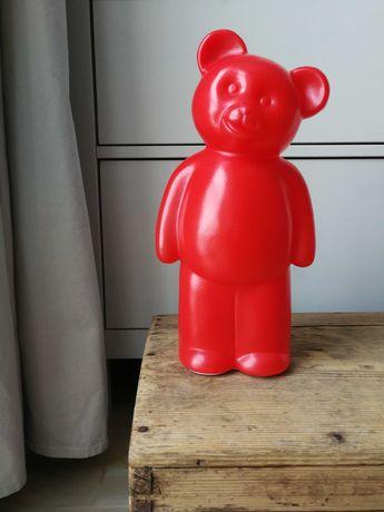 Lampa lampka MIŚ Haribo vintage design lata 80te pop art prl