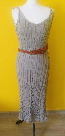 Sukienka maxi piękna