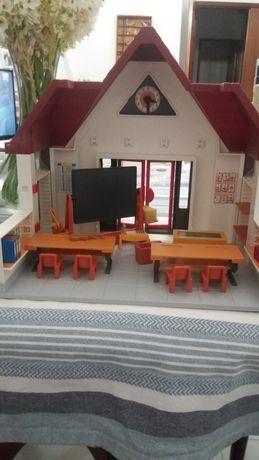 Escola Playmobil