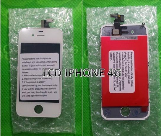 Iphone 4 G ecrã/Vidro Touch