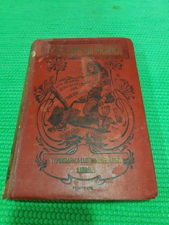 Livro antigo - Encyclopédia Prática - Vol VI