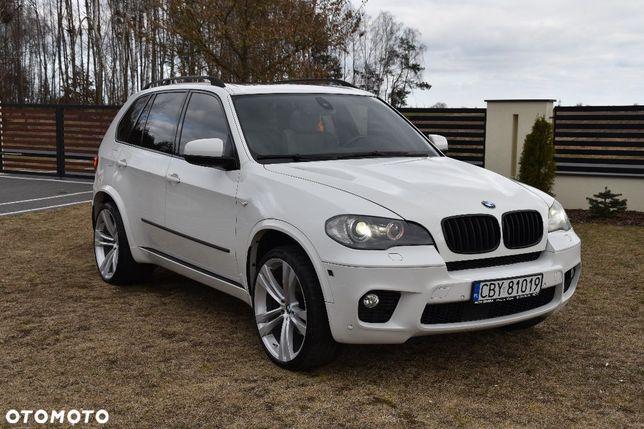 BMW X5 BMW X5 m pakiet
