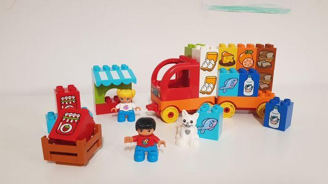 Klocki LEGO Moja pierwsza ciężarówka 10818