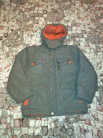 Зимняя куртка на мальчика ( р 152)