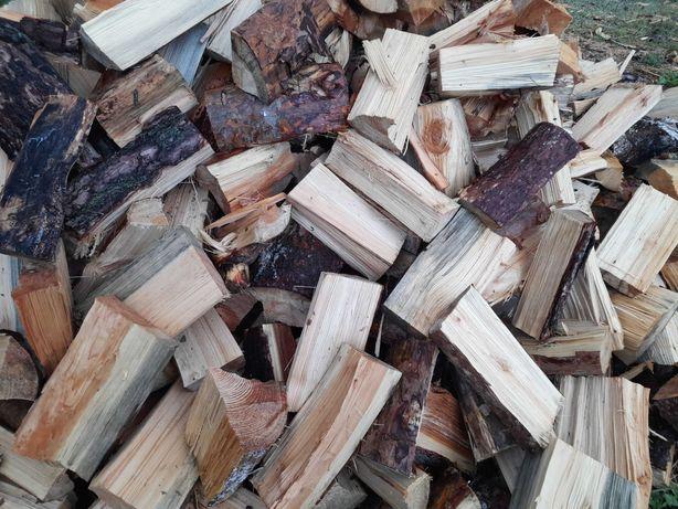 Sprzedam drewno opałowe/kominkowe