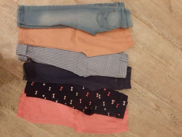 Zestaw ubrań dla dziewczynki 98