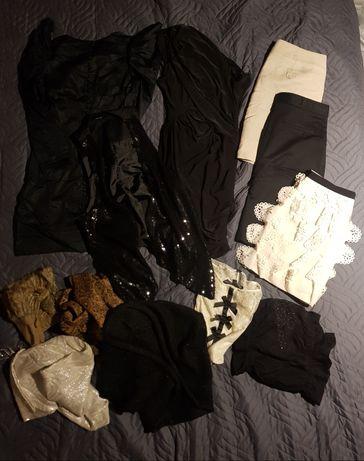 Zestaw ubrań damskich S/M 36/38 Zara,Reserved,River Island, H&M i inne