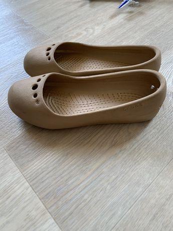 Балетки crocs мокасины сменка в школу