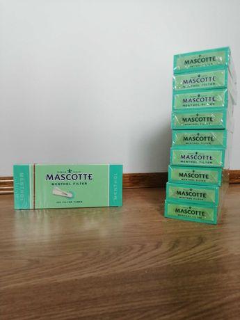 Gilzy papierosowe Mascote menthol