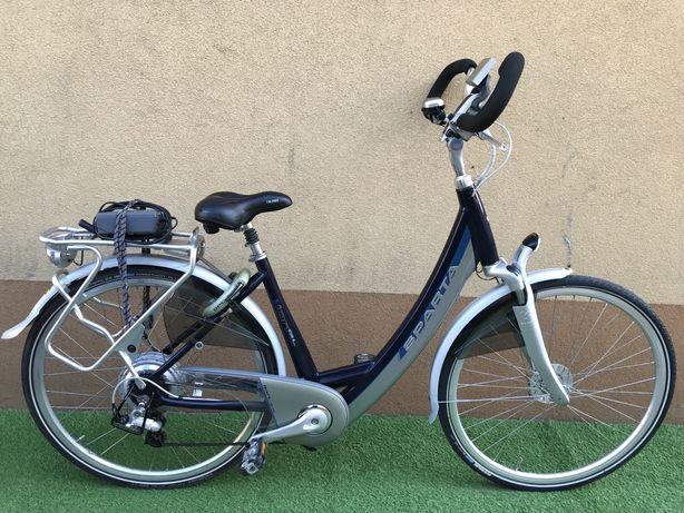 Rower Elektryczny SPARTA GL  z Holandii
