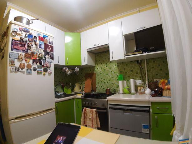 Ухоженная трехкомнатная квартира на ул. Кубанской Украины 47А