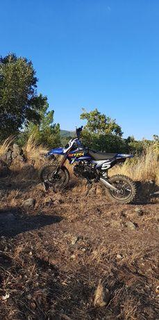 Pitbike MTR XM 125cc Azul