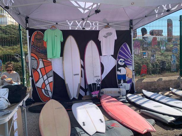 Pranchas de Surf Gandah Surfboards