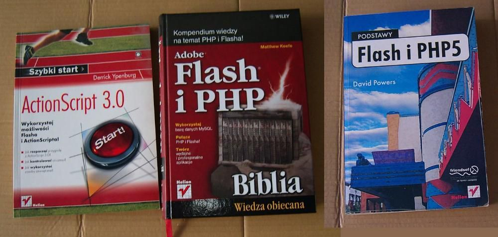 Adobe Flash PHP Actionscript 3.0 AS 3.0 Kalisz - image 1
