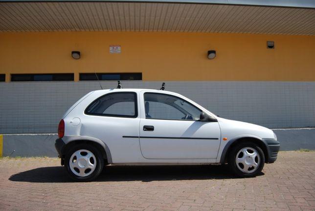 Opel Corsa B 1.7 Van Diesel (Motor Isuzu)