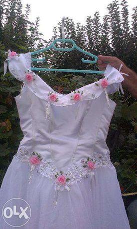 свадебное платье снижена цена!