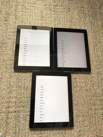 Лот из 3 Apple iPad 2 память 64Gb CDMA icloud
