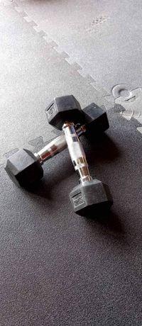 Halteres musculação