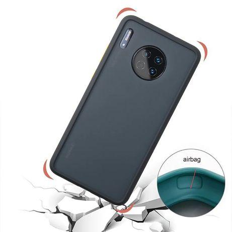 Capa Huawei Mate 30/Mate 30 Lite/ P40 Lite -Efeito Smoked