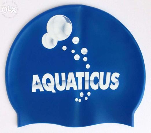 Touca de Natação Aquaticus Silicone