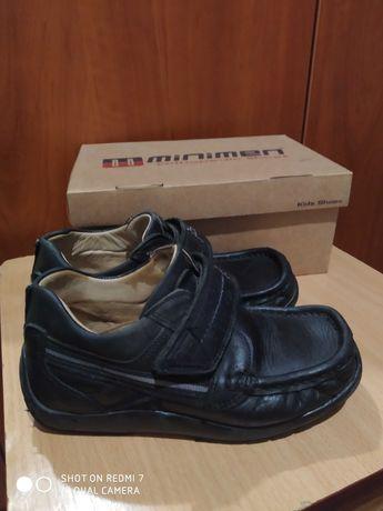 Ботинки кожа минимен р. 28