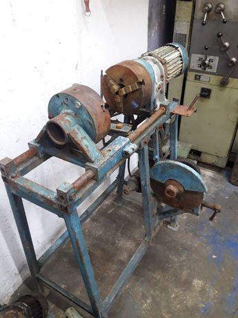 Maszyna do skręcenia prętów.obrotnik spawalniczy .piła tarczowa do met