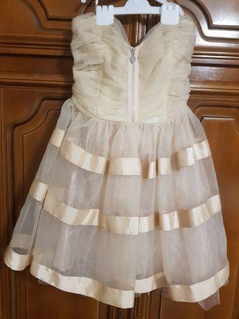 Платье нарядное, вечернее платье.