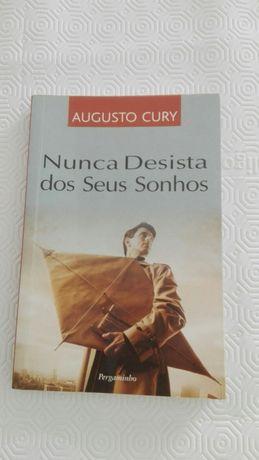 Nunca Desista dos Seus Sonhos, Augusto Cury