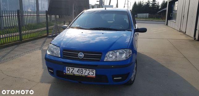 Fiat Punto Fiat Punto 1,2 LPG
