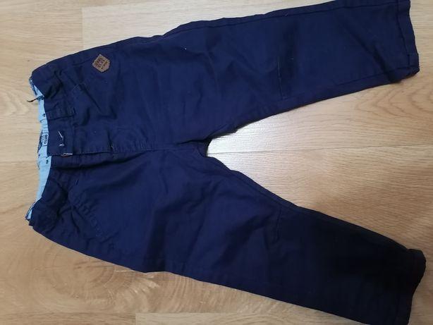 Spodnie Smyk r. 86