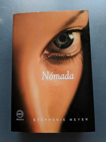"""Livro """"Nómada"""" Stephanie Meyer"""