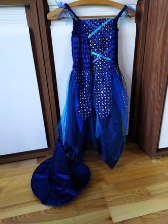 Sukienka strój karnawał bal wróżka kostium