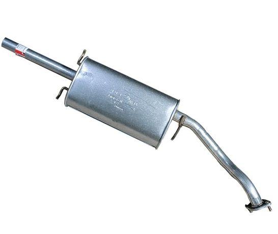 Глушитель задний в сборе LANOS седан 278-875 ZAZ-BOSAL. Розница, опт