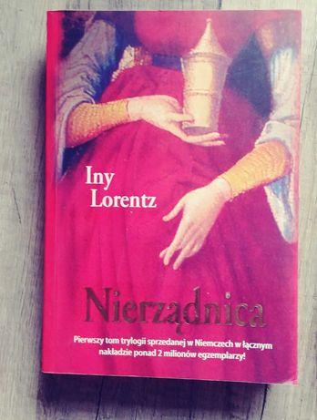Iny Lorentz Nierządnica tom 1