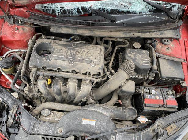 Двигатель мотор G4KD Hyundai Sonata Kia Magentis Sportage