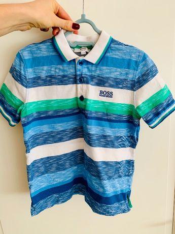 Поло рубашка футболка Hugo Boss оригинал