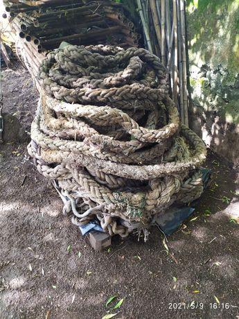 Cordas de  navio