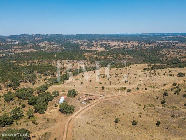 Herdade de 178 hectares em São Luis