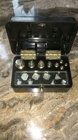 Набор гирь для калибровки Г-4-110