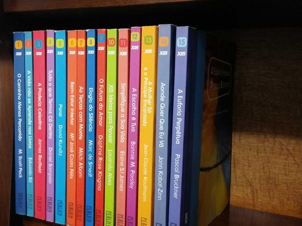 Coleção de livros para pensar
