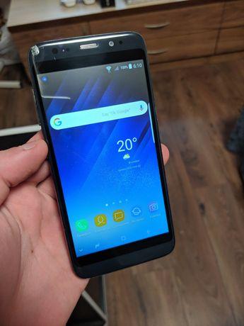 Смартфон Samsung Galaxy S8 Coрy Андроїд 2 сім Чорний