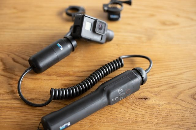 GoPro Hero 5 + Karma Grip + Przedłużacz i komplet akcesoriów